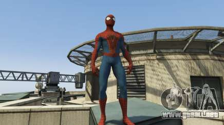 The Amazing Spider-Man 2 para GTA 5
