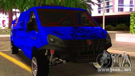 GAZ Next Rally para GTA San Andreas