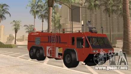 E-One Titan Force 6x6 para GTA San Andreas