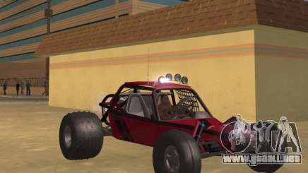 Dune Y.A.R.E Buggy para GTA San Andreas