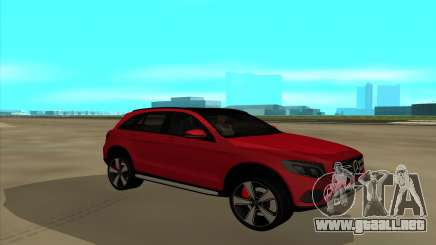 Mercedes Benz GLC para GTA San Andreas