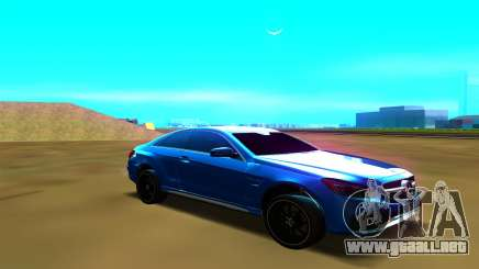 Mercedes-Benz E63 W212 Coupe para GTA San Andreas