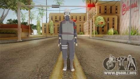 NUNS4 - Kakashi The Last Sharigan para GTA San Andreas
