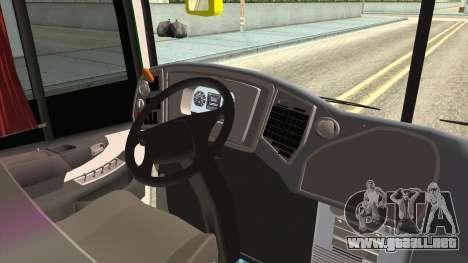 Marcopolo G6 para GTA San Andreas