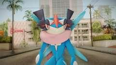 Pokémon - Greninja Ceniza para GTA San Andreas