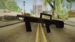 Driver: PL - Weapon 8 para GTA San Andreas