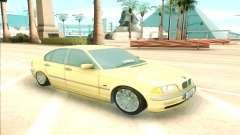 BMW 320 para GTA San Andreas
