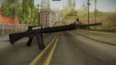 M16A2 Assault Rifle para GTA San Andreas