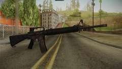 M16A2 Assault Rifle para GTA San Andreas