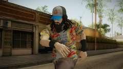 Watch Dogs 2 - T-Bone para GTA San Andreas
