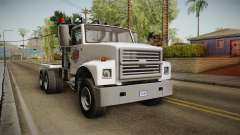 GTA 5 Vapid Towtruck Large Cleaner para GTA San Andreas