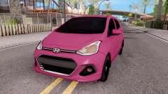 Hyundai i10 para GTA San Andreas