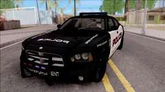 Dodge Charger High Speed Police para GTA San Andreas