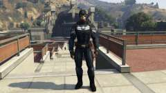 Captain America The Winter Soldier para GTA 5