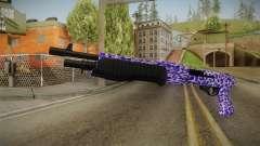 Tiger Violet Shotgun 2 para GTA San Andreas