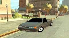 VAZ 2114 Convertible para GTA 4