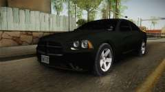 Dodge Charger 2013 Unmarked Iowa State Patrol para GTA San Andreas