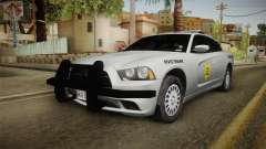Dodge Charger 2014 Iowa State Patrol para GTA San Andreas