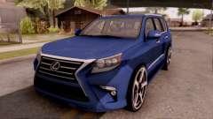 Lexus GX460 para GTA San Andreas
