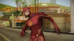 The Flash TV - The Flash v2 para GTA San Andreas