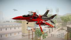 FNAF Air Force Hydra Foxy para GTA San Andreas