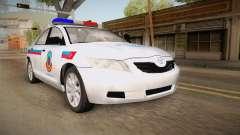 Toyota Camry Turkish Gendarmerie Traffic Unit para GTA San Andreas