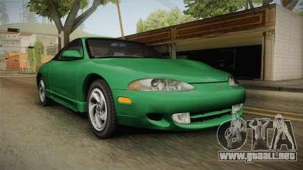 Mitsubishi Eclipse GSX 1995 IVF para GTA San Andreas