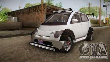 GTA 5 Benefactor Panto para GTA San Andreas