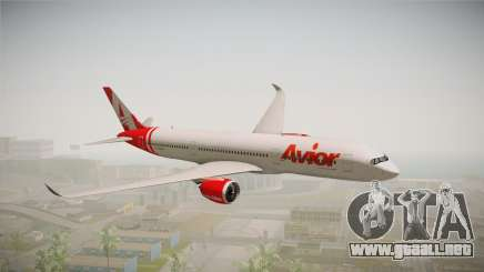 Airbus A350 Avior Airlines (Fictional) para GTA San Andreas