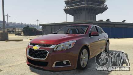 Chevrolet Malibu 2015 para GTA 5