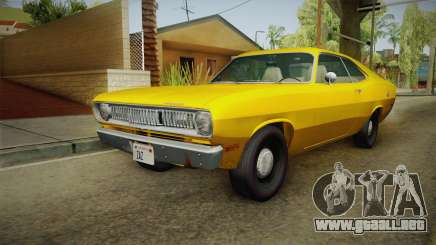 Plymouth Duster 1972 para GTA San Andreas