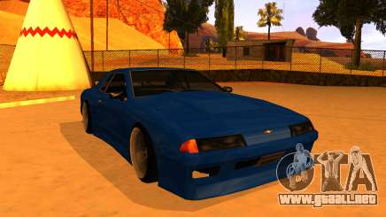 Elegy Stilov para GTA San Andreas