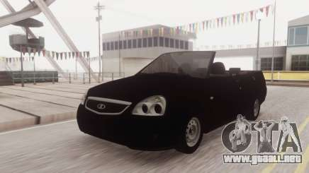 VAZ Convertible para GTA San Andreas