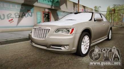 Chrysler 300C Hajwalah 2015 para GTA San Andreas