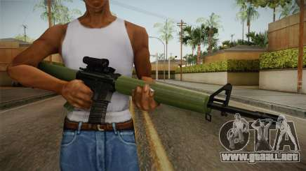 C7A1 Assault Rifle para GTA San Andreas