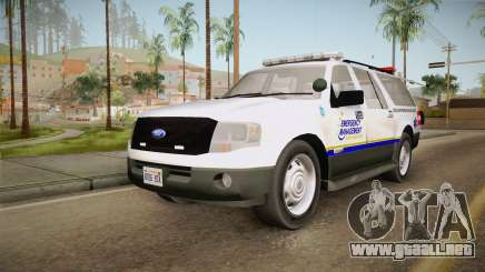 Ford Expedition 2013 FCEM para GTA San Andreas