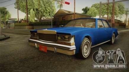 Driver: PL - Regina para GTA San Andreas