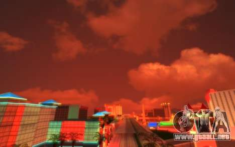 Skybox ERN MARENFO V3 SAMP para GTA San Andreas