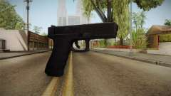 Glock 18 3 Dot Sight Red para GTA San Andreas