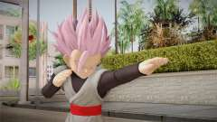 Dragon Ball Xenoverse 2 - Teen Gohan Black SSR para GTA San Andreas
