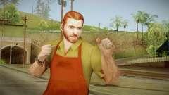 Tobias Mason from Bully Scholarship para GTA San Andreas
