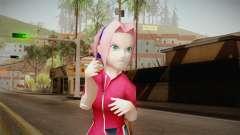 Sakura Haruno NNK para GTA San Andreas