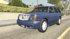 Cadillac Escalade 2002-2006 v2 para GTA San Andreas