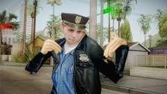 Driver PL Police Officer v5 para GTA San Andreas