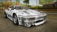 GTA 5 Ocelot Ardent PJ2 para GTA San Andreas