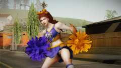 Cheer Captain Kerrigan v2 para GTA San Andreas