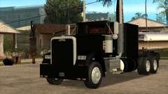 Freightliner FLD 120 Classic XL Flattop para GTA San Andreas