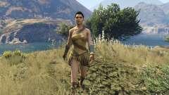 Wonder Woman 2017 para GTA 5