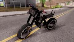 Homefront The Revolution Motorcycle para GTA San Andreas