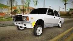 VAZ 2107 Estilo Aze para GTA San Andreas